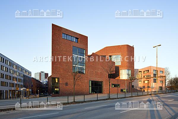 hochschule bremerhaven haus s architektur bildarchiv. Black Bedroom Furniture Sets. Home Design Ideas