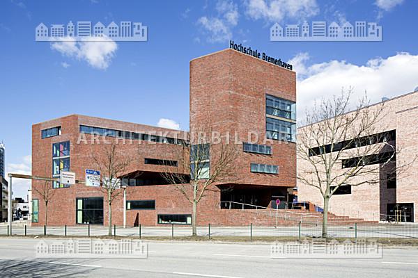 Hochschule bremerhaven haus s architektur bildarchiv - Architektur bremerhaven ...