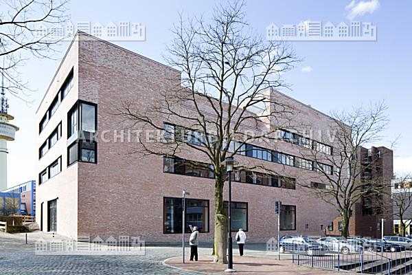 hochschule bremerhaven haus t architektur bildarchiv. Black Bedroom Furniture Sets. Home Design Ideas