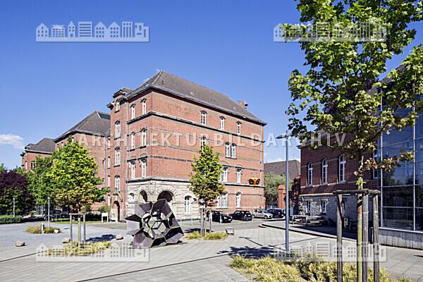 Hochschule ostwestfalen lippe campus detmold for Innenarchitektur ostwestfalen lippe