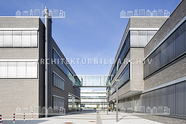 Hochschule Rhein-Waal – Campus Kamp-Lintfort - Architektur ...