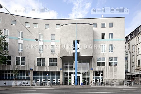 Hochschule f r musik und darstellende kunst frankfurt am - Fh frankfurt architektur ...
