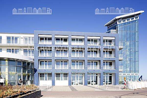 Hotel atoll ocean resort helgoland architektur bildarchiv for Designhotel helgoland