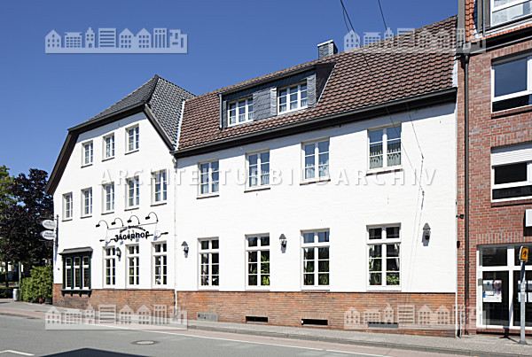 Architekten Coesfeld hotel jägerhof coesfeld architektur bildarchiv