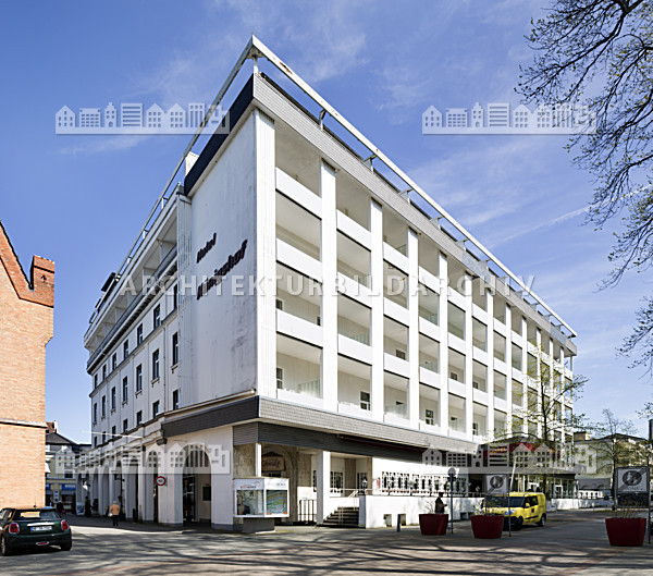 hotel k nigshof bad oeynhausen architektur bildarchiv. Black Bedroom Furniture Sets. Home Design Ideas