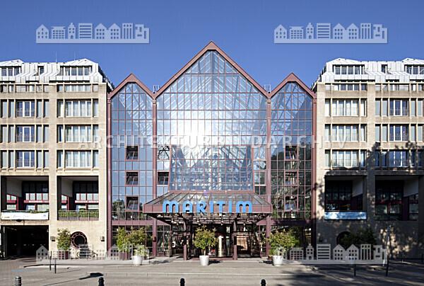 Hotel Maritim Köln Architektur Bildarchiv