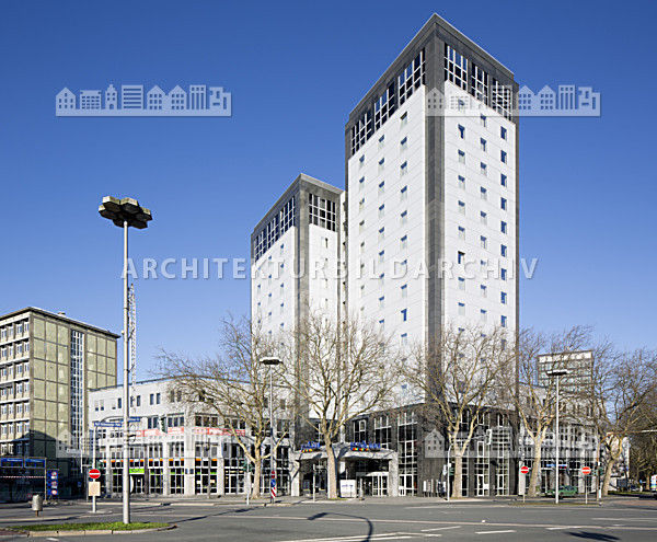 Hotel Mercure Bochum City Bochum Architektur Bildarchiv