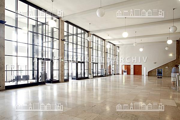 I.G.-Farben-Haus (Casino-Gebäude) Frankfurt am Main - Architektur ...