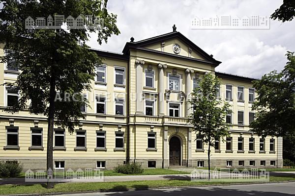ignaz g nther gymnasium rosenheim architektur bildarchiv. Black Bedroom Furniture Sets. Home Design Ideas