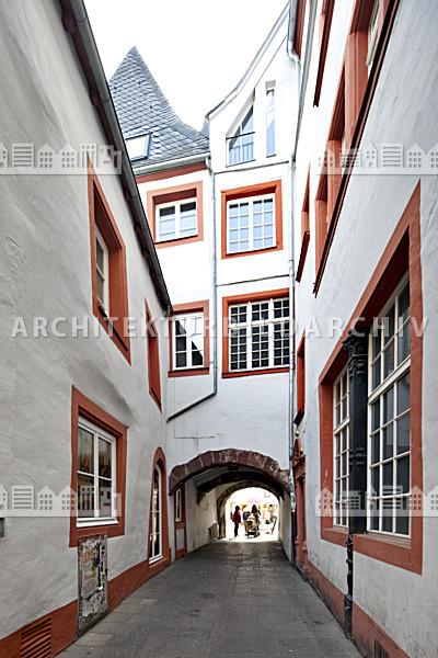 Judengasse trier architektur bildarchiv - Architekt trier ...