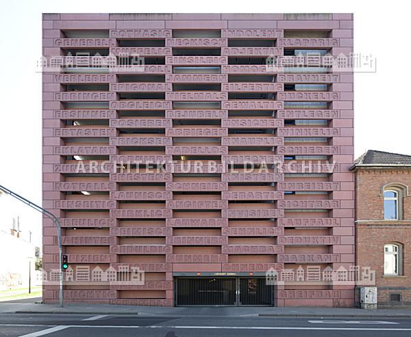 Justizzentrum aachen architektur bildarchiv for Architektur aachen