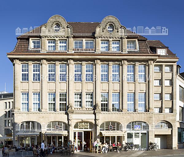 Architektur Paderborn kaufhaus steinberg grünebaum paderborn architektur bildarchiv