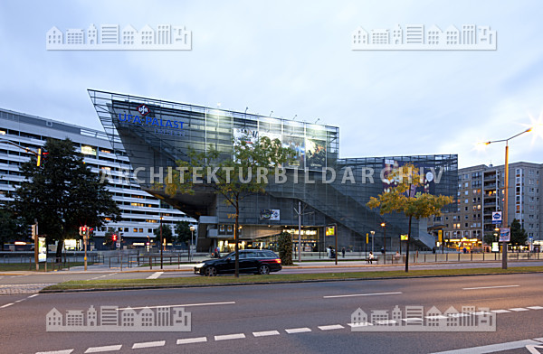 Dresden Ufa Palast Programm