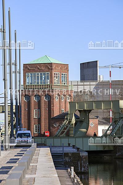 Klappbr cken alter hafen bremerhaven architektur bildarchiv - Architektur bremerhaven ...