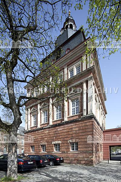Kurf rstliches palais roter turm trier architektur bildarchiv - Architekt trier ...