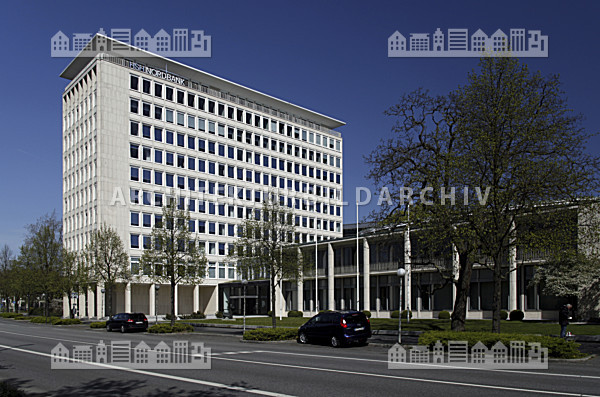 Landesbank girozentrale kiel architektur bildarchiv - Architektur kiel ...