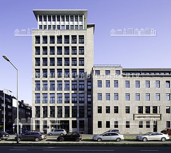 Haus Seeblick Duisburg: Landesbehördenhaus Duisburg