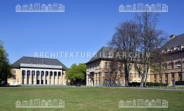 Landtagsgeb ude und staatsministerium oldenburg for Architektur oldenburg