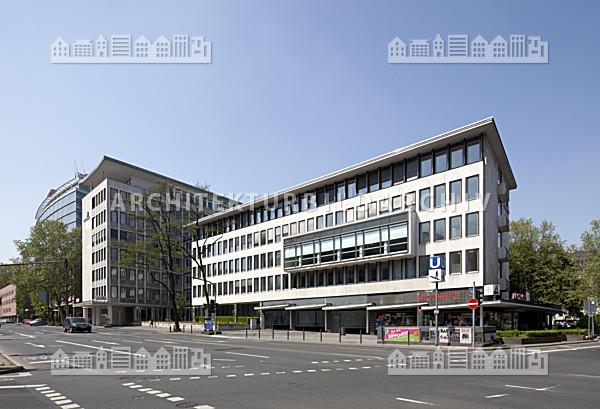 landwirtschaftliche rentenbank frankfurt am main architektur bildarchiv. Black Bedroom Furniture Sets. Home Design Ideas