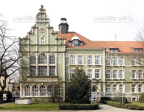 Leibniz gymnasium gelsenkirchen architektur bildarchiv - Architekt gelsenkirchen ...