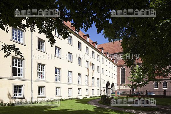 Architekten Coesfeld liebfrauenburg coesfeld architektur bildarchiv