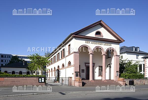 liebig museum gie en architektur bildarchiv. Black Bedroom Furniture Sets. Home Design Ideas