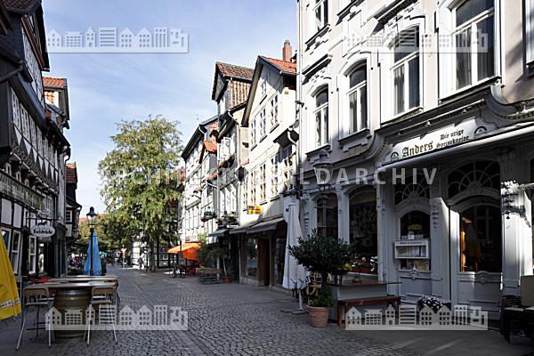 Magniviertel Braunschweig Architektur Bildarchiv