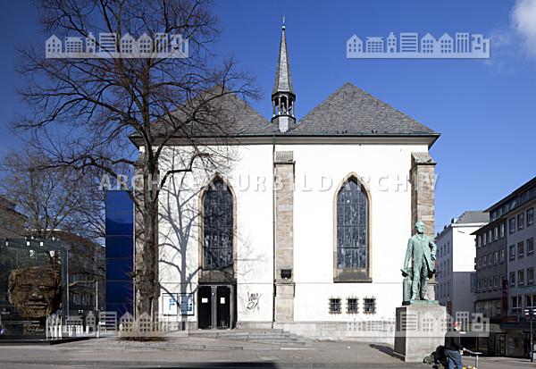 marktkirche essen architektur bildarchiv. Black Bedroom Furniture Sets. Home Design Ideas