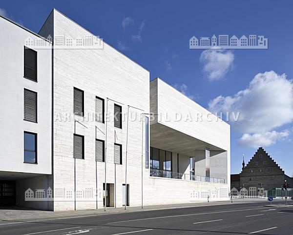 Architekten Schweinfurt museum georg schäfer schweinfurt architektur bildarchiv