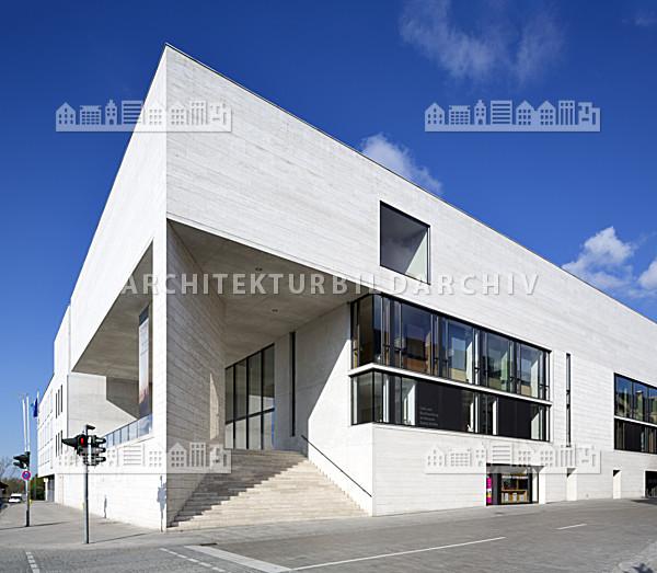 museum georg sch fer schweinfurt architektur bildarchiv. Black Bedroom Furniture Sets. Home Design Ideas