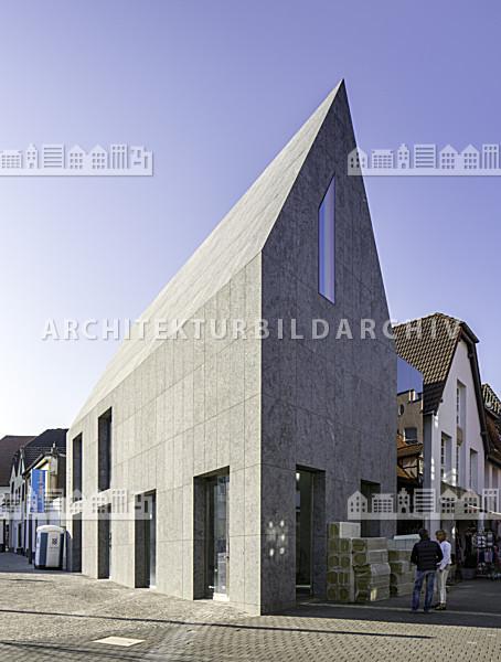 Architekten Recklinghausen museum jerke recklinghausen architektur bildarchiv