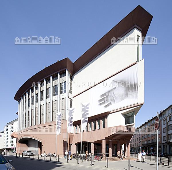 Museum f r moderne kunst frankfurt am main architektur for Frankfurt architekturmuseum
