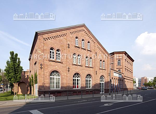museum f r antike schifffahrt mainz architektur bildarchiv. Black Bedroom Furniture Sets. Home Design Ideas