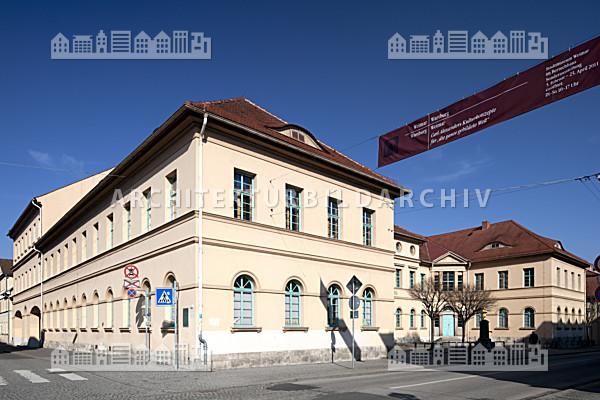 Musikschule ottmar gerster b rgerschule weimar architektur bildarchiv - Architektur weimar ...