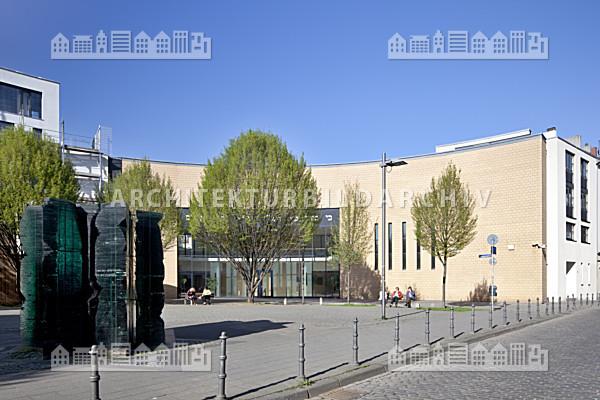 Neue synagoge aachen architektur bildarchiv for Architektur aachen