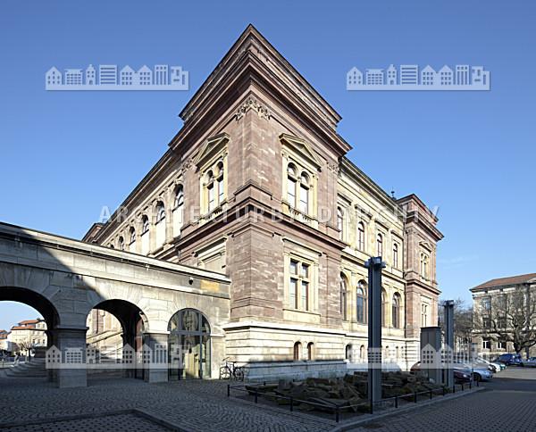 Neues museum weimar architektur bildarchiv - Architektur weimar ...