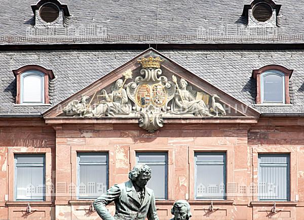 Architekten Hanau neustädter rathaus hanau architektur bildarchiv