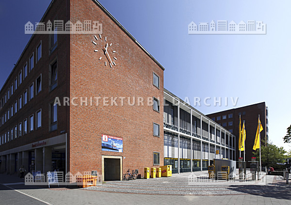 Oberpostdirektion kiel architektur bildarchiv - Architektur kiel ...