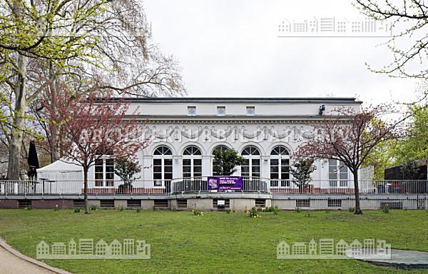 Odeon Frankfurt Am Main Architektur Bildarchiv