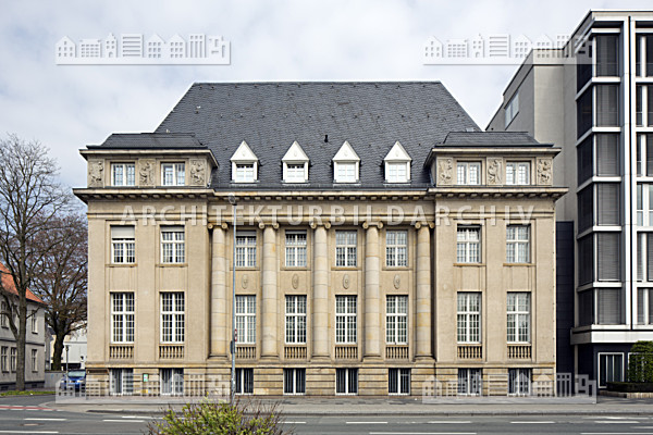 Oldenburgische Landesbank - Architektur-Bildarchiv