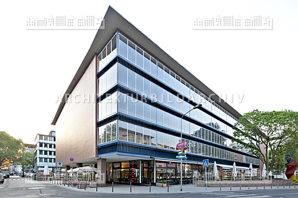 Hauptwache Parkhaus Frankfurt