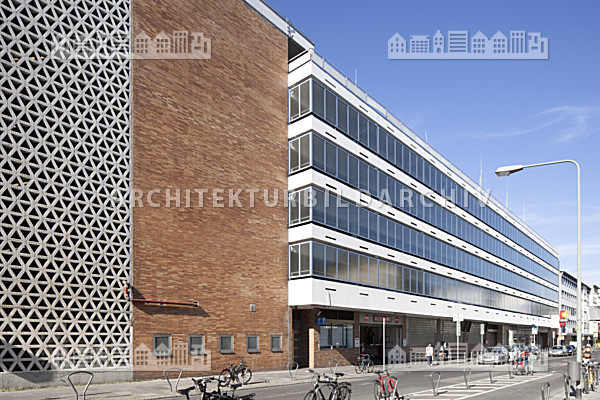 Parkhaus Frankfurt Konstablerwache