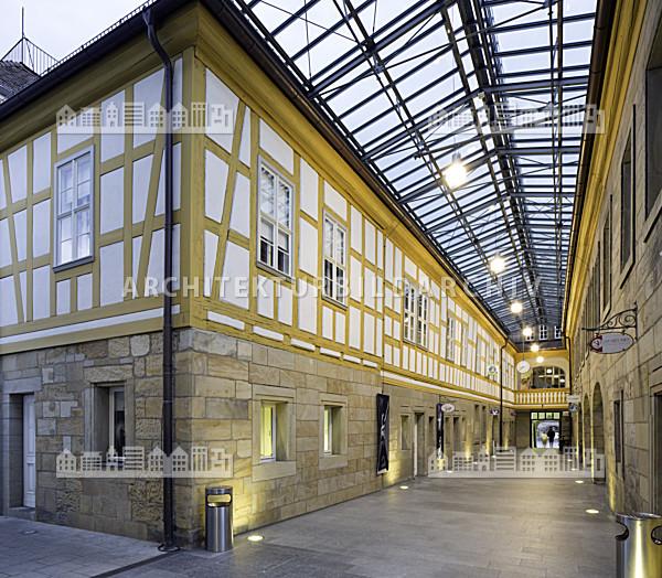 Architekten Bayreuth passage max 48 bayreuth architektur bildarchiv