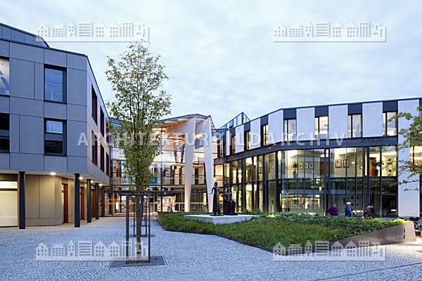 paul wunderlich haus eberswalde architektur bildarchiv. Black Bedroom Furniture Sets. Home Design Ideas