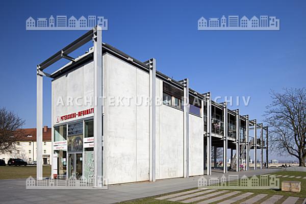 Architektur Erfurt petersberg information und restaurant glashütte erfurt architektur