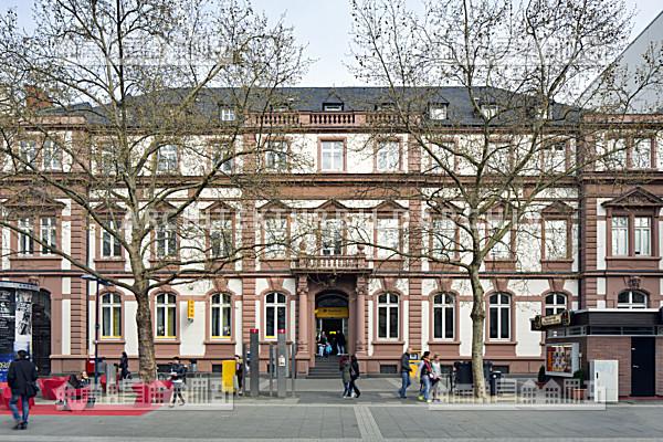 Postamt offenbach am main architektur bildarchiv for Werbeagentur offenbach am main