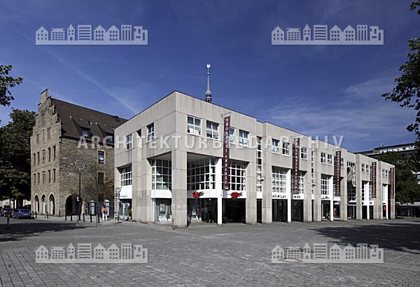 Architektur Dortmund propsteiarkaden dortmund architektur bildarchiv