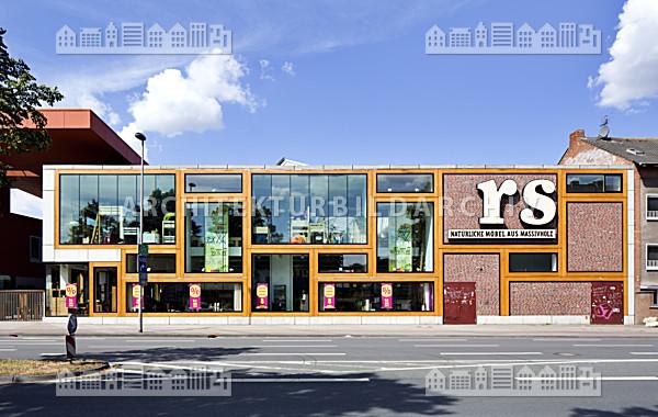 rs m belhaus m nster architektur bildarchiv. Black Bedroom Furniture Sets. Home Design Ideas