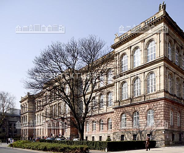 Rwth aachen hauptgeb ude architektur bildarchiv for Architektur aachen