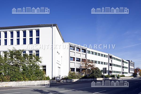 reismann gymnasium paderborn architektur bildarchiv. Black Bedroom Furniture Sets. Home Design Ideas
